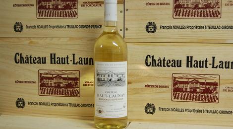 Bordeaux Supérieur Moelleux - Château Haut Launay
