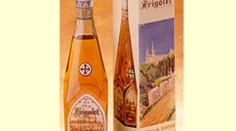 Liqueur de Frigolet   L'Elixir du Révérend Père Gaucher
