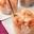 Crevettes SautÉes Au Pastis Henri Bardouin, Au Citron Et Tomates Cerises