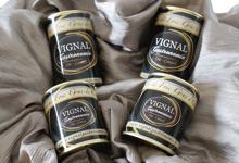 Vignal Gastronomie - Bloc de foie gras de Canard ou d'Oie - Existe en 130 g et 190 g.