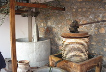 Moulin Spinelli, moulin de Castagniers