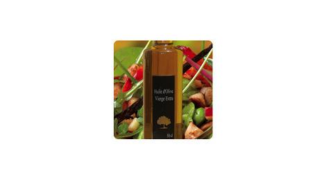 Les huiles et les condiments