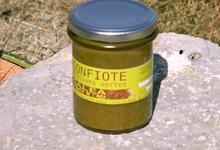 Confiote d'olive verte