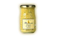 Moutarde douce aux algues - 200 g