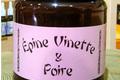 Épine Vinette / Poire
