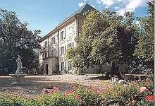 Hôtel restaurant Le Château des Herbeys