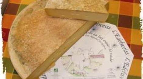 L'EDELWEISS : Notre Raclette Bio de référence