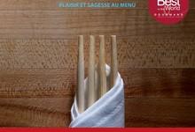 éditions Li Shi Zhen, Entre fourchette et baguettes