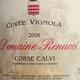 Domaine Renucci - Cuvée Vignola 2010 Blanc