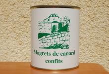 Magrets confits de Canard - Ferme de la Mude