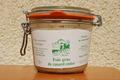 foie gras de canard entier 400g - Ferme de la Mude