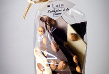 Tablettes à la casse 200g - Chocolaterie Laia