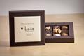 Boîte Pralinés et Ganaches 90g - Chocolaterie Laia