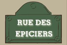 Rue Des Epiciers