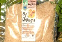sel à la chataigne