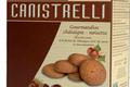 Les Canistrelli Prestiges  Gourmandises Prestige Châtaigne-Noisette