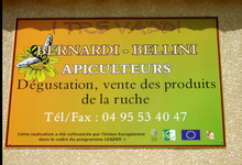 I trevaddi, Sandra Barnardi-Bellini, apicultrice
