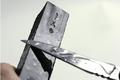pierre à couteaux naturelle