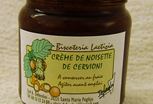 Crème de noisette de Cervioni