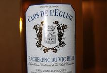 Pacherenc du Vic-Bilh Cuvée Marie 2010