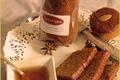 Fraises Melba à la chapelure de pain d'épices