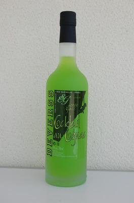 Cocktail au Cognac Deverss