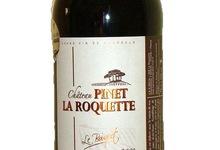 Château PINET LA ROQUETTE Blaye Côtes de Bordeaux Rouge Le Bouquet 2009