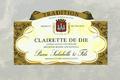 Clairette de Die Tradition, Salabelle