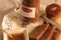 Crumble de saison au pain d'épices