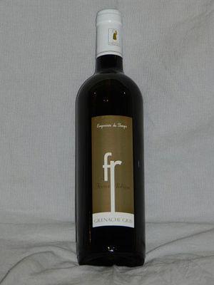 VDP des Côtes Catalanes blanc - Grenache gris Empreinte du Temps