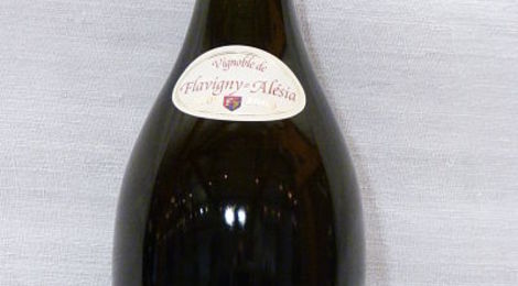 Domaine de Flavigny-Alésia Mousseux Chardonnay « La Séduction » 2009