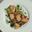 Carpaccio de canard au foie gras et prunes