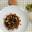Tatin de prunes aux noix