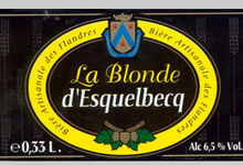 La blonde d'Esquelbecq