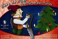 Bière de Noël de la Ferme des Mottes