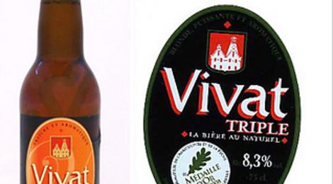 Vivat bière triple
