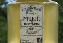 Miel de Romarin Bio Corbières