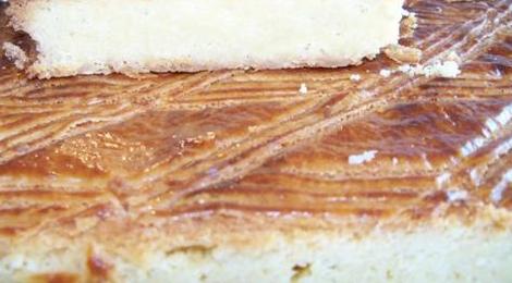 Gâteau Breton pur beurre de baratte 1/2 sel