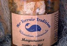 Filets de Maquereaux Marinés au Miel