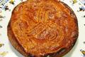 gateau breton au caramel