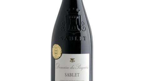 AOC Côtes du Rhône Villages Sabet Prestige 2009