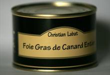 Foie Gras de canard entier 350 grs