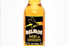 Bière Melmor au Chouchen