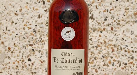 Armagnac 1979 - 70cl - Château le Courrejot