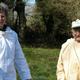 Céline Ferlat , apicultrice