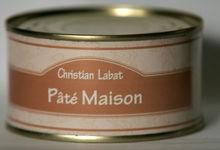 Pâté au foie gras de canard des Landes 125 grs