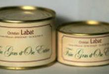 Foie Gras d'oie entier 250 g conserve