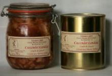 Cassoulet Landais aux Haricots Tarbais - bocal 750 g