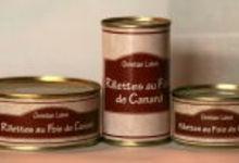 Rillettes au foie de canard  250 g