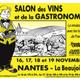 Salon des vins et de la gastronomie Nantes